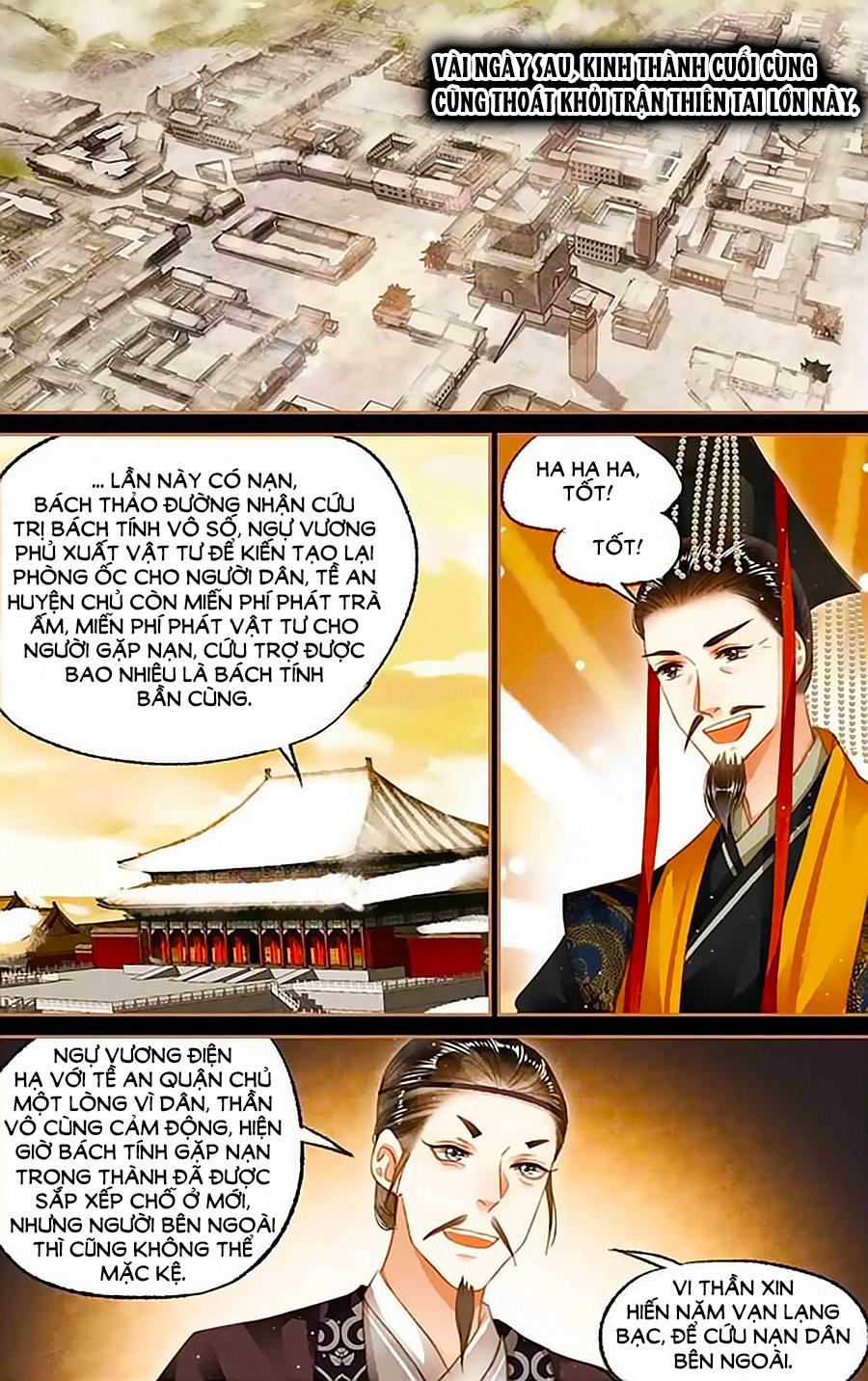 Thần Y Đích Nữ chap 104 - Trang 5
