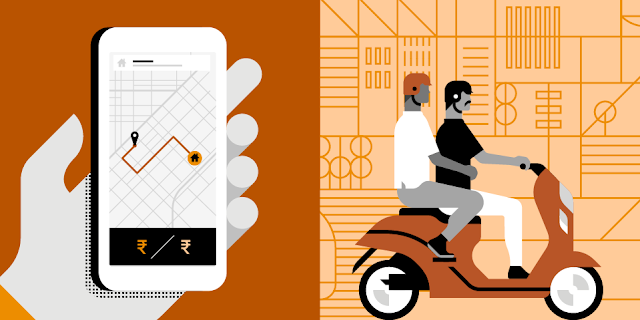 uberMoto goes live in Hyderabad from today with fares starting from Rs 25 for the first 3Km