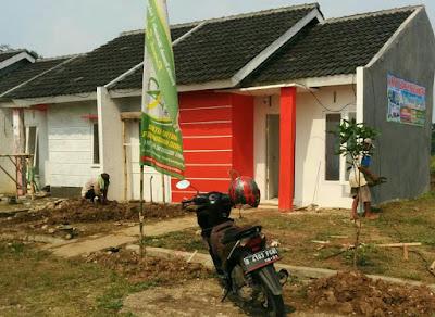 Rumah dijual murah di Cileungsi Bogor Type 36/72 Ready Stok