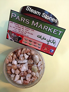 Steam Stones at Pars Market in howard County Columbia Maryland