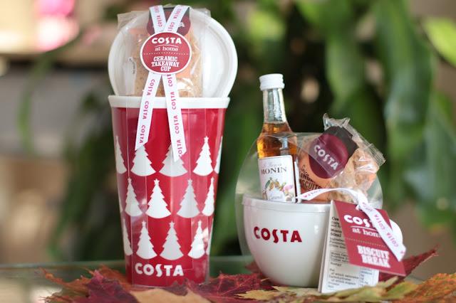 Getting ready for Xmas? Ceramiczne Kubeczki Costa + Ginger biscuit