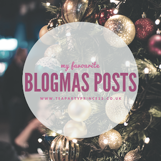 My Favourite Blogmas Posts (so far)