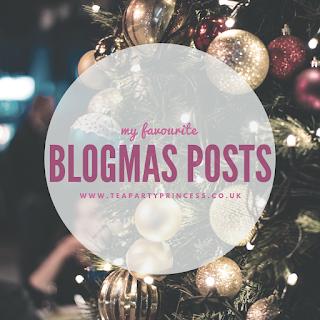 My Favourite Blogmas Posts (so far)