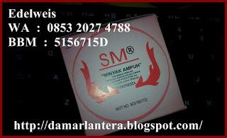 Jual Grosir Dan Ecer SM Minyak Ampuh hubungi edelweis wa 085320274788 bbm:5156715D