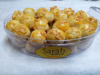 Nastar Keju Sarah Bakery