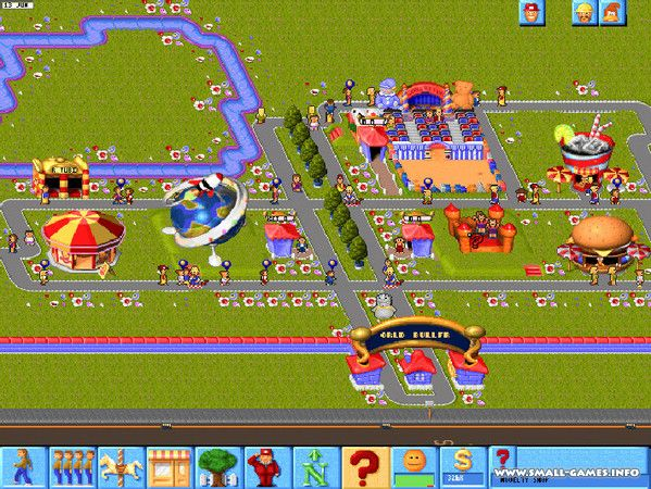 Theme Park v2.1.0.18 ScreenShot1
