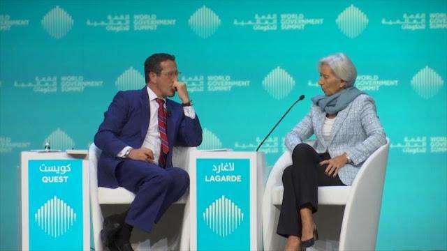 FMI: Brexit provocó la ralentización de la economía mundial
