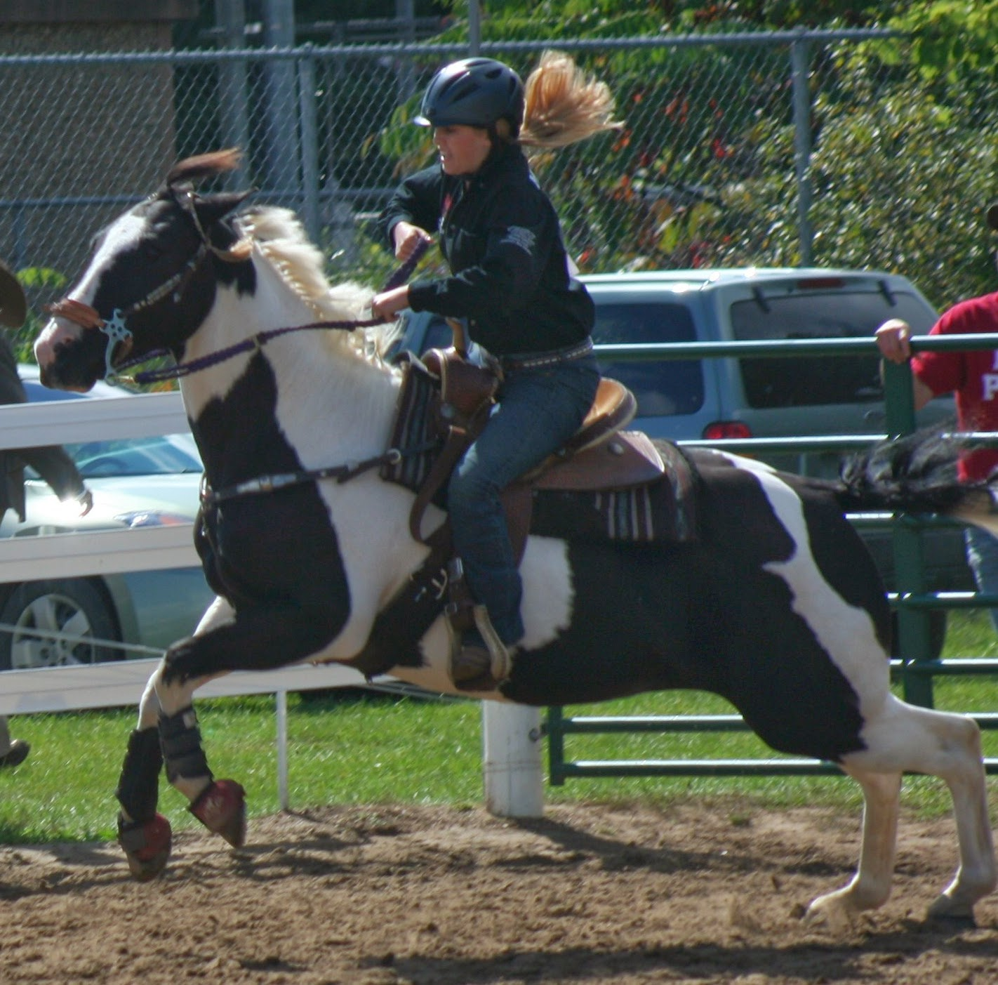 Commit milford high school equestrian team very grateful