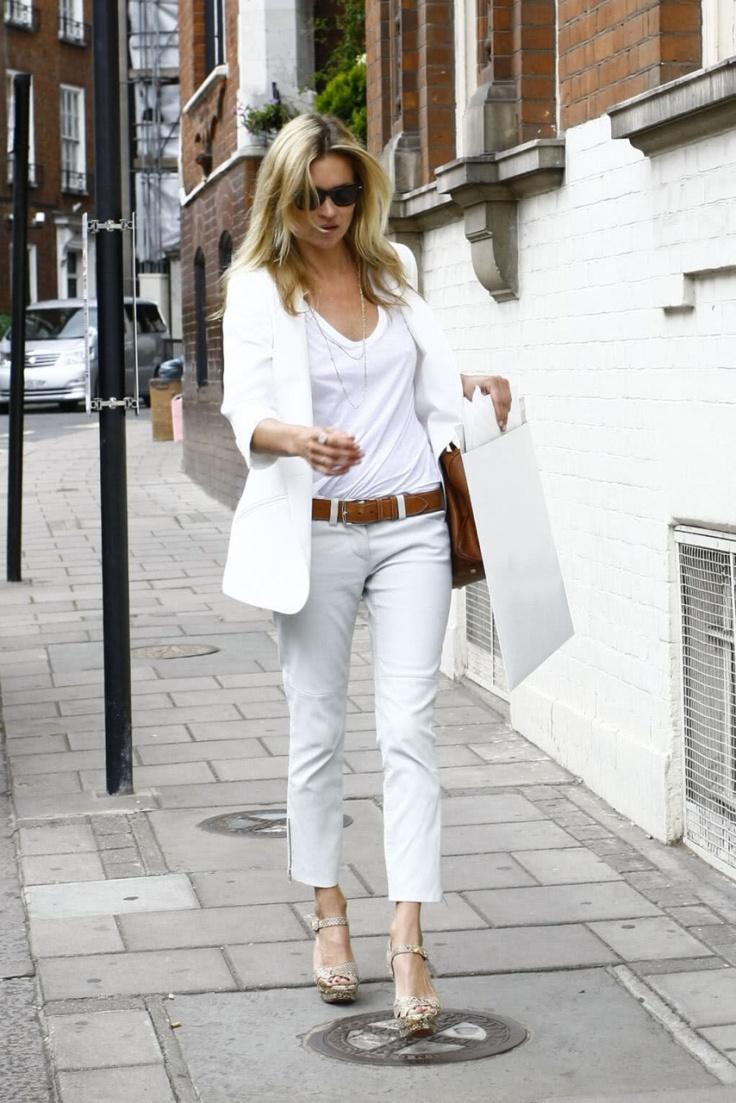 Troy Tashaz Blog: All White Inspired Outfits