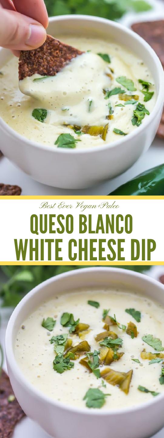 Best Vegan Queso Blanco #vegan #veggie