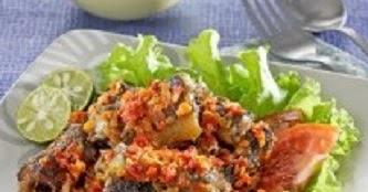 resep cara memasak ikan gabus goreng rica rica pedas