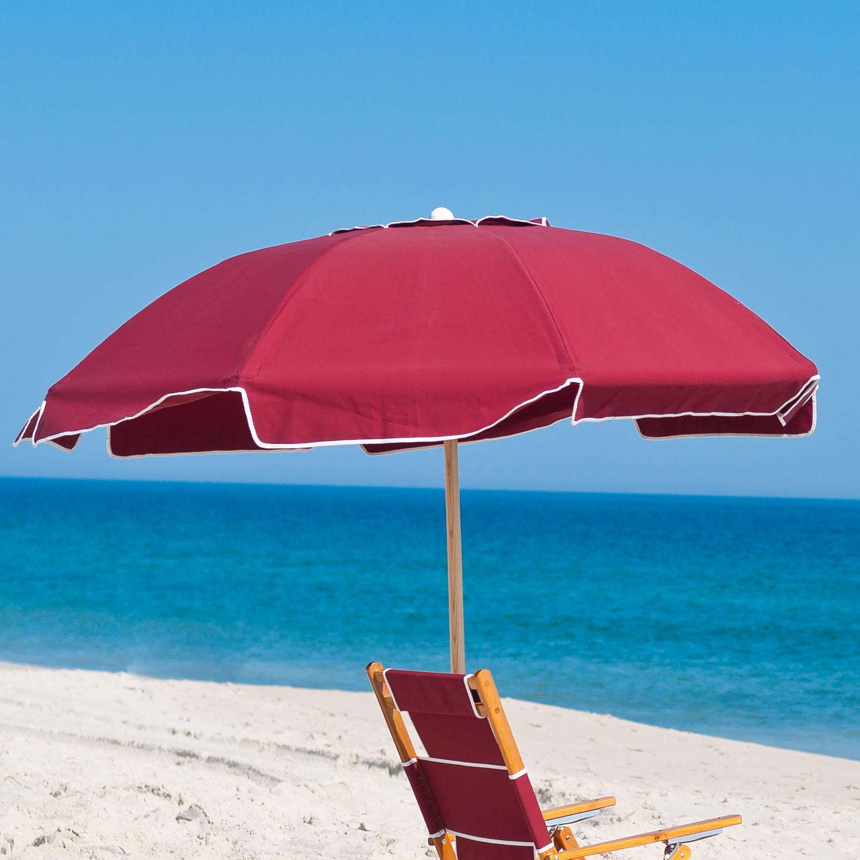 Beach Umbrella: Century 21 Thomas