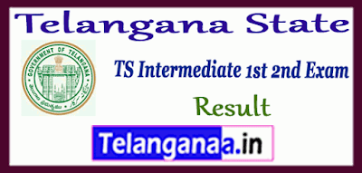 TS Inter 1st 2nd Year Exam Adv.Supply Results
