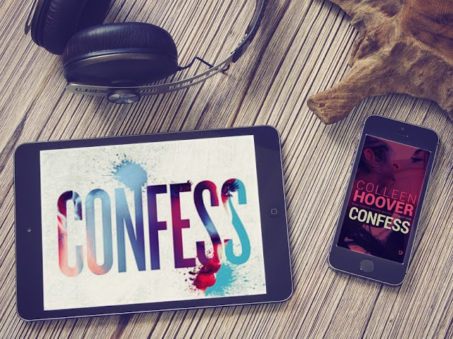 Confess – Colleen Hoover. Przedpremierowo