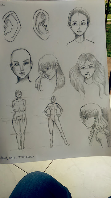 Práctica de dibujo