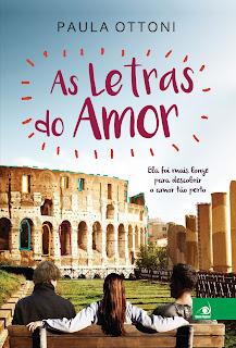 [Pré-venda] As letras do Amor | Paula Ottoni