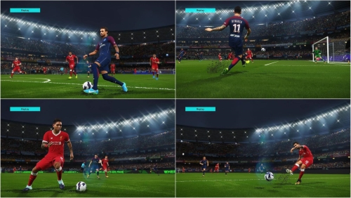 PES 2018 4K HDR10 Ultra Realistic Natural 2018 Patch