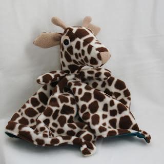 Giraffe Lovey