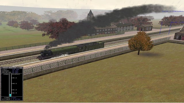 Download Microsoft Train Simulator PC Games Gameplay
