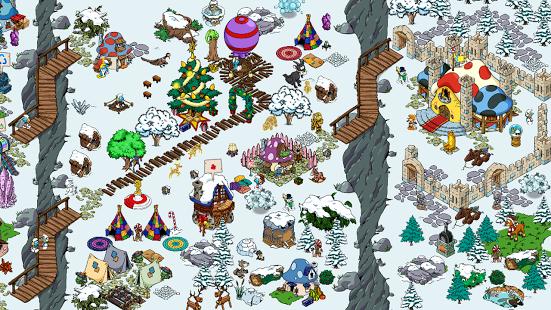 Smurfs' Village Android Game APK + Data