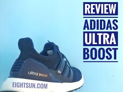 Review Adidas Ultra Boost Sepatu Lari Idaman Running Enthusiast