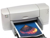 HP DeskJet 845c Printer Drivers - Windows, Mac