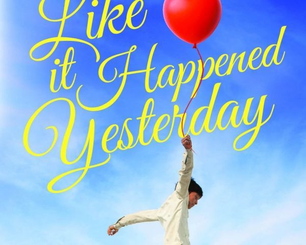 Like it Happened Yesterday by Ravinder Singh Pdf Download