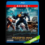 Titanes del Pacífico: La insurrección (2018) Full HD 1080p Audio Dual Latino-Ingles