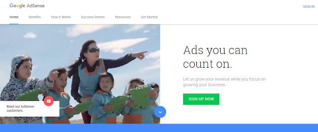Google AdSense  | Tips To Make Money Online Through Blog Monetization