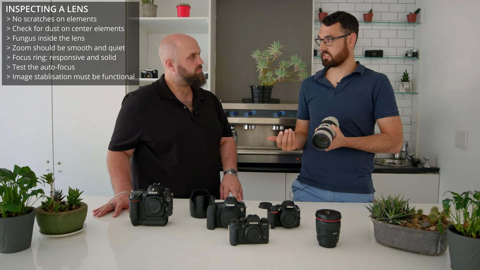 Top Tips: Buying Used Camera Gear