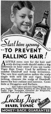 Lucky Tiger Hair Tonic