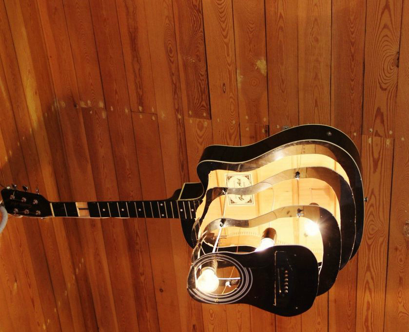 Repurpose Old Guitars Can Still Rock The Refab Diaries