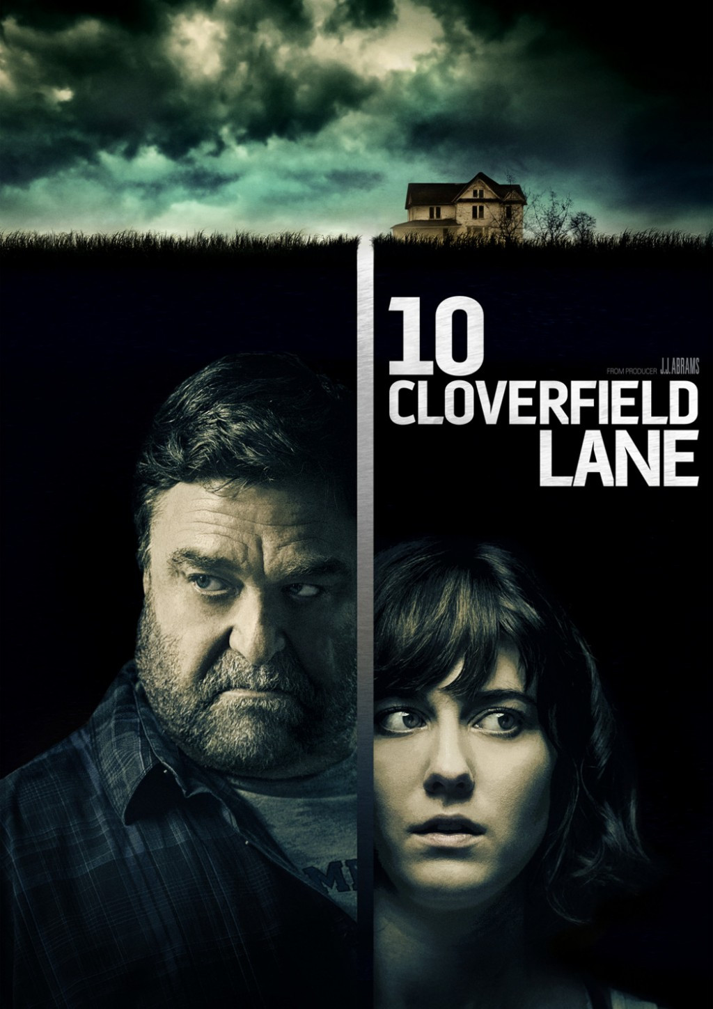 10 Cloverfield Lane 2016 Dual Audio Hindi 350MB BluRay ESubs Download