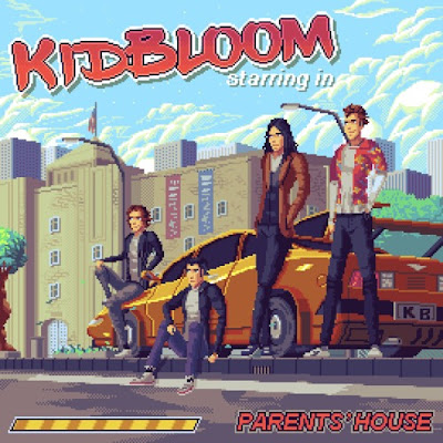 "Kid Bloom Unveil Groovy New Single ""Parents House"""