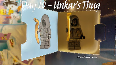 Lego star wars Advent calendar 2017 day 10
