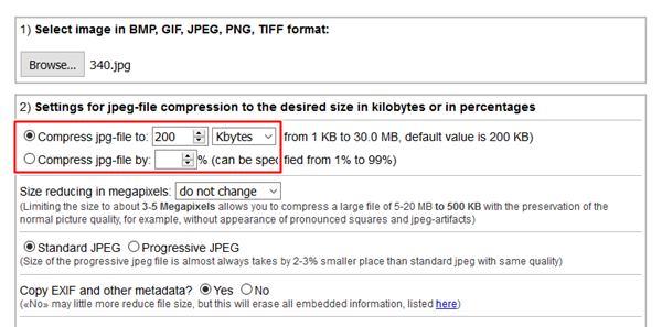 Cara Mengubah Ukuran Foto Menjadi 100kb  200kb
