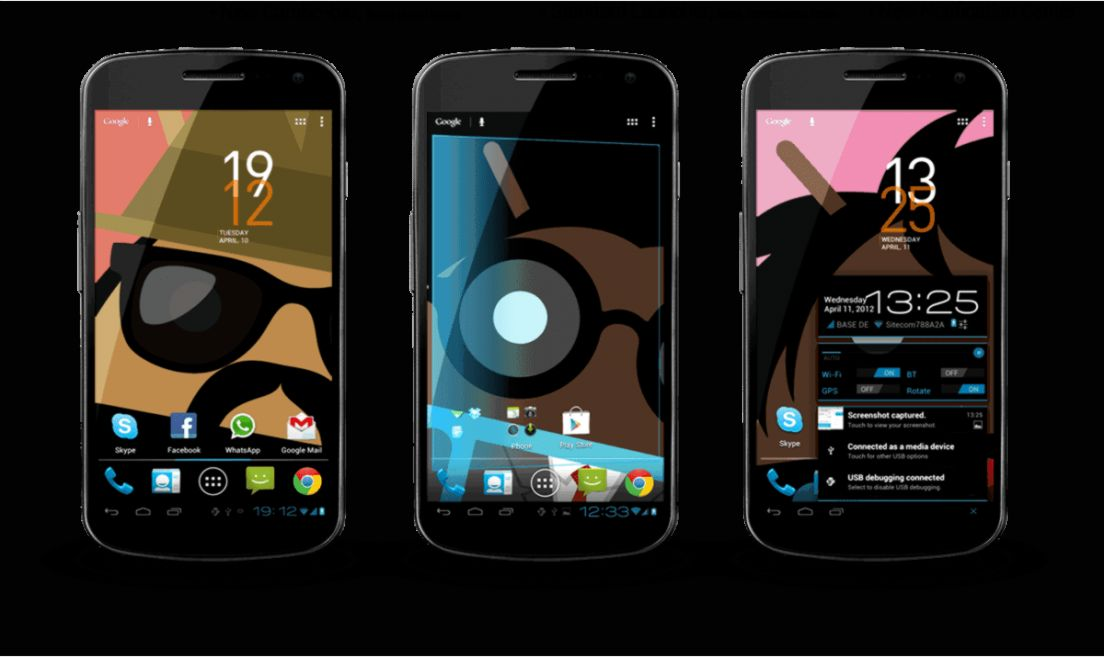 Paranoid Android Wallpaper Xda | List Wallpapers