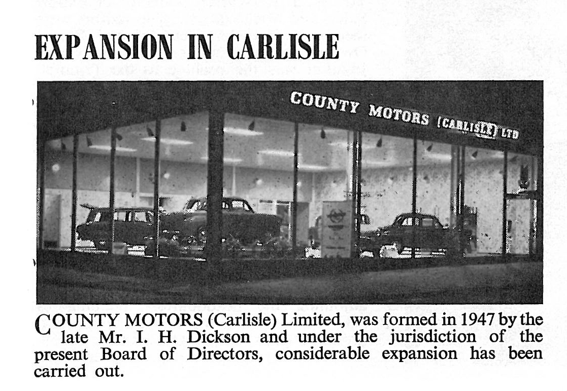 county motors. Black Bedroom Furniture Sets. Home Design Ideas