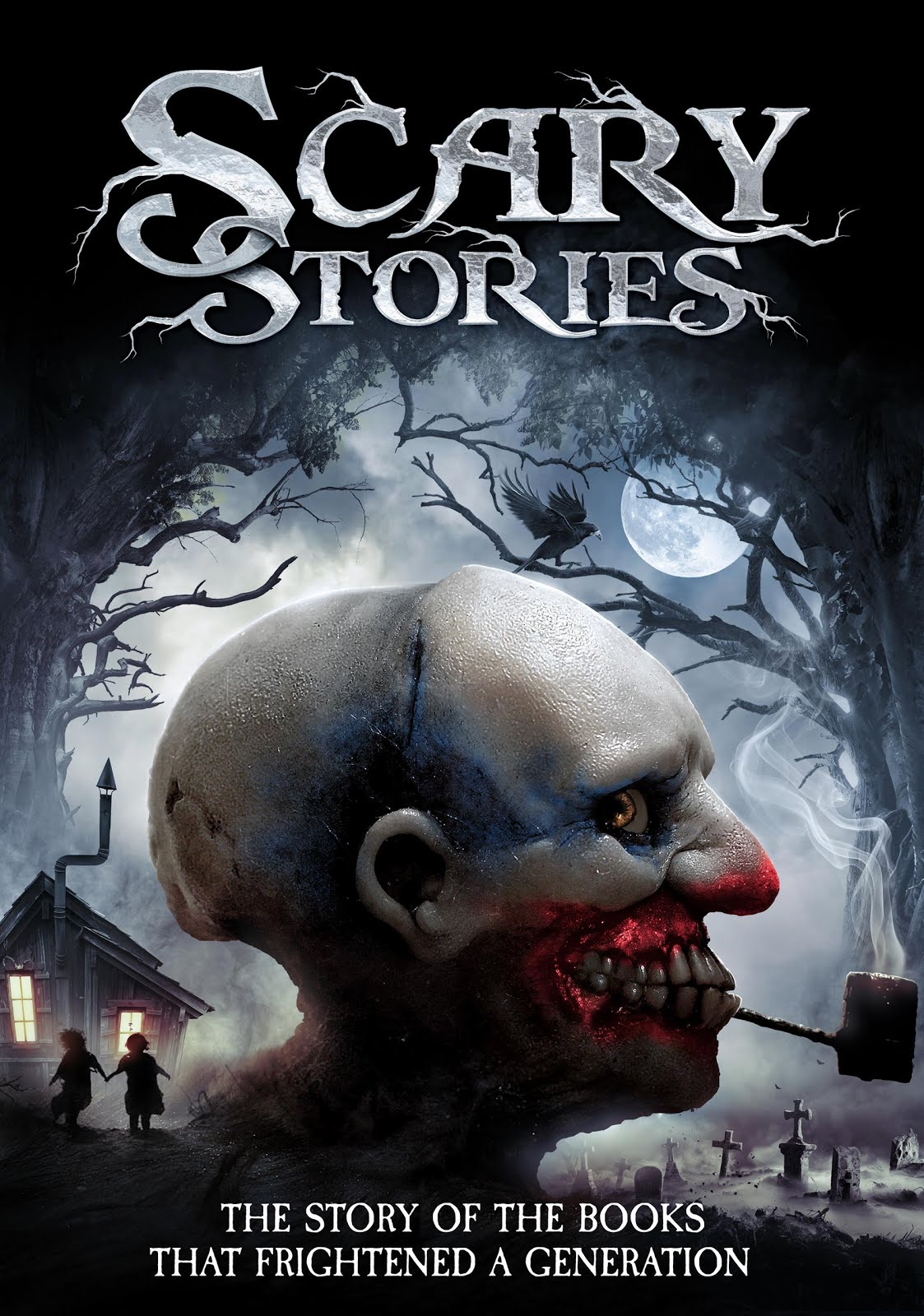 Scary Stories to Tell in the Dark (2019) Hindi Dubbed 150MB HDCAM 480p Free Download
