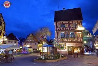 Colmar, Alsacia, Francia