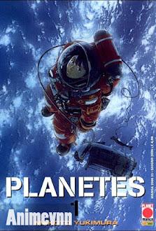 Planetes - Khám Phá Vũ Trụ 2004 Poster