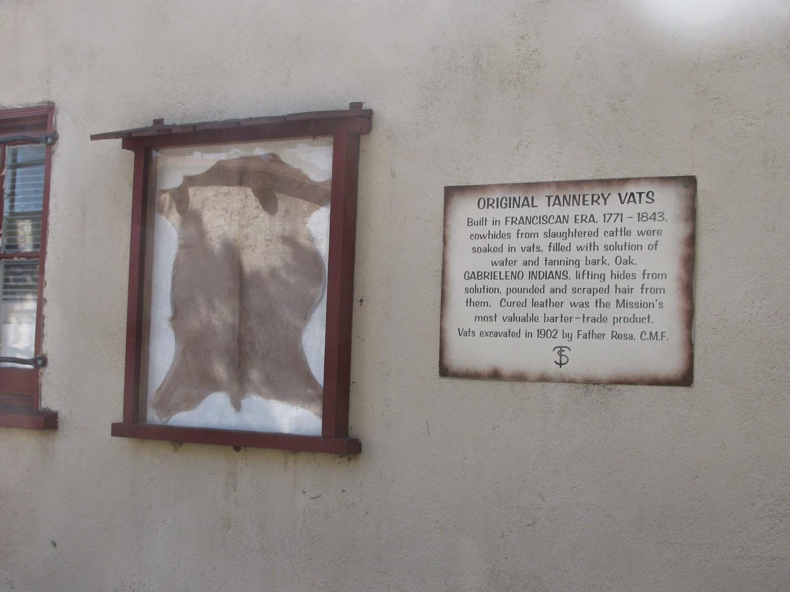 Untrodden Paths: Mission San Gabriel/Missionskirche San Gabriel
