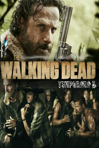 The Walking Dead [Temporada 5] [2015] [DVDR] [NTSC] [Latino]