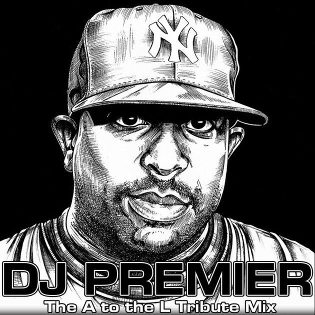 DJ PREMIER TRIBUT MIXTAPE VON DJ A to the L ( 3 Stunden Mix - Stream und Free Download )