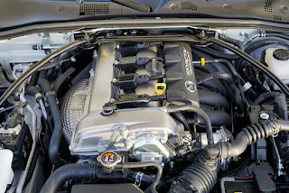 2016 Mazda MX-5 Miata Club Skyaciv 2.0-liter engine