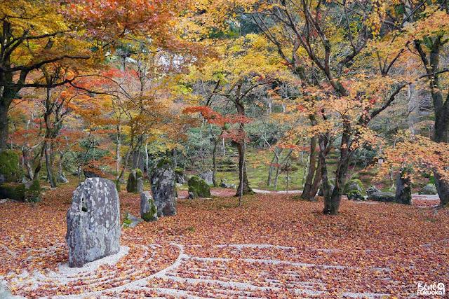 光明禅寺の奥庭、太宰府、福岡