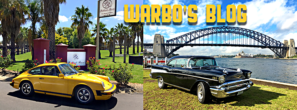 Warbo's Blog: Intro: My '57 Chevy Bel Air