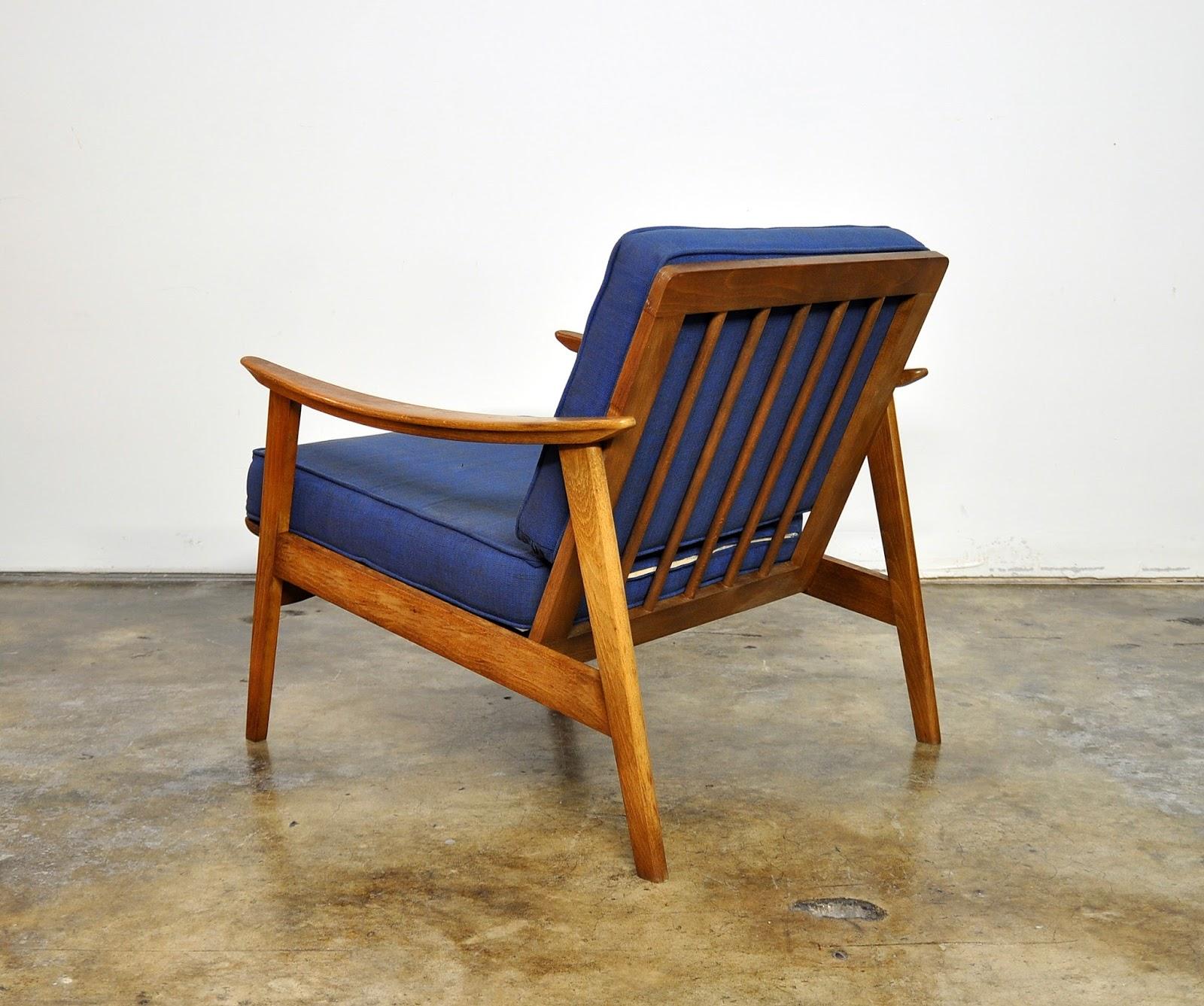 SELECT MODERN Danish Modern Lounge or Easy Chair