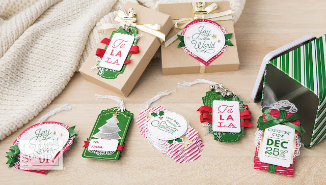 Sincerely Santa Project Kit by Stampin' Up!