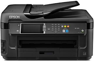 Epson WF-7610 Driver Download